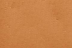 Tekstura czekoladowy kakaowego proszka jasnobrązowy kolor fotografia royalty free