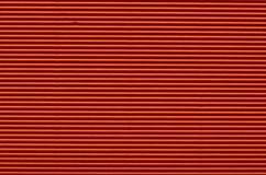 Tekstura czerwień gofrujący papier royalty ilustracja