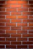 Tekstura Czerwony ściana z cegieł zdjęcie royalty free
