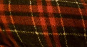 Tekstura - Czerwony czek Zdjęcia Royalty Free