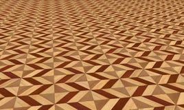 Tekstura drewniana podłoga Obrazy Royalty Free