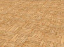 Tekstura drewniana podłoga Fotografia Royalty Free
