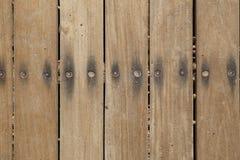 Tekstura drewniane deski na plaży obraz stock