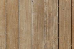 Tekstura drewniane deski na plaży fotografia stock