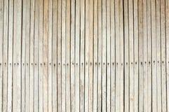Tekstura drewniany ogrodzenie Obraz Royalty Free
