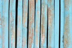 Tekstura drewniany ogrodzenie Obrazy Royalty Free