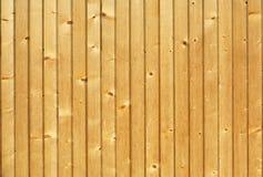 Tekstura drewniany ogrodzenie Fotografia Stock