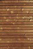Tekstura drewniany ogrodzenie Obraz Stock