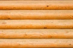 Tekstura drewniany prętowy jasnobrązowy cień obrazy stock
