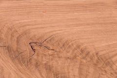 Tekstura drewniany stół z epoxy żywicą Odgórny widok drewno dla tła fotografia royalty free