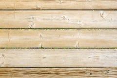 Tekstura drewniany tło Fotografia Royalty Free