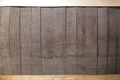 tekstura drewnianych desek zakończenie zdjęcia stock