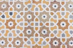 Tekstura dziecka Taj Mahal ściana Zdjęcia Stock