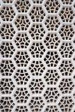 Tekstura dziecka Taj Mahal ściana Zdjęcia Royalty Free