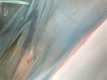 Tekstura farbująca barwiona farba barwiący papier, karton z liniami lampasy plamiący z farb plamami szary czerwony kolor żółty Fotografia Royalty Free