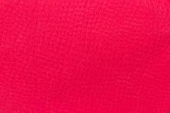 Tekstura jaskrawa czerwień Zdjęcia Stock