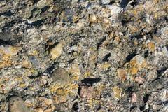 Tekstura kamień Zdjęcia Royalty Free