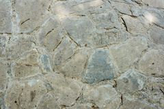 Tekstura kamieniarstwo kamienna ściana, bezszwowy wzór Obrazy Royalty Free