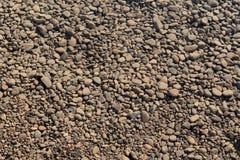 Tekstura: kamienie pod wodą zdjęcie stock