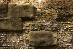Tekstura kamienna ściana Obraz Stock