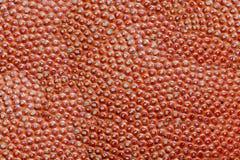 Tekstura koszykówki piłka fotografia royalty free