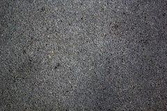 Tekstura mokra w górę asfalt obraz royalty free