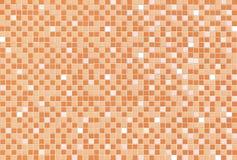 Tekstura mozaiki płytki ściana Obrazy Stock
