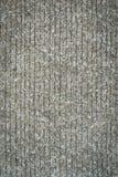 Tekstura na szarość cementu drodze Zdjęcia Stock