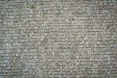 Tekstura na szarość cementu drodze Zdjęcie Royalty Free
