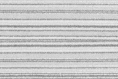Tekstura Nowożytny biały dywan fotografia royalty free
