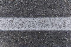 Tekstura nowy asfalt fotografia stock