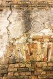 Tekstura od fabrycznej ściany Zdjęcia Stock