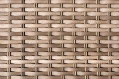 Tekstura od rattan warkocza ogrodowy meble obrazy stock