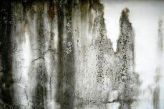 Tekstura Od szarość betonu Obrazy Royalty Free