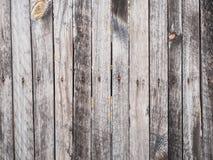 Tekstura ogrodzenie stare szarość wsiada przy zmierzchem fotografia stock
