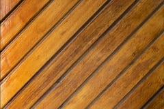 Tekstura polakierowany drewniany drzwi zdjęcie royalty free