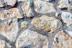 Tekstura prostacki sztuczny kamień fotografia stock