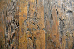 Tekstura reliefowe stare drewniane deski Zdjęcia Stock