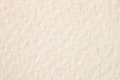 Tekstura rocznik śmietanki papier, delikatny cień dla akwareli i grafika, Nowożytny tło, tło, substrat fotografia stock