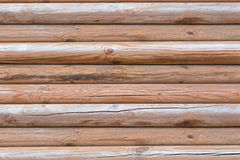 Tekstura round drewniani kije Obrazy Royalty Free