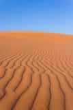 Tekstura Sahara Zdjęcie Royalty Free