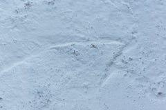 Tekstura sekcja malujący beton fotografia stock