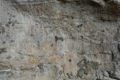Tekstura skała z pęknięciami fotografia royalty free