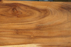 Tekstura stały drewno Tło zdjęcia stock