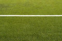 Tekstura stadionu futbolowego pokrywa Zdjęcia Royalty Free