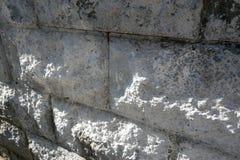 Tekstura stara ściana z cegieł, tło, puste miejsce dla projektantów obrazy royalty free