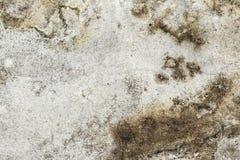 Tekstura stara antyk ściana, zniszczona warstwa betonowa ściana tynk, ciemny grunge abstrakta tło ilustracja wektor