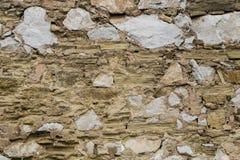 Tekstura: Stara ściana Obrazy Stock
