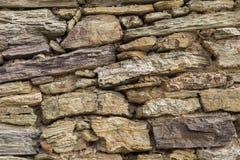 Tekstura: Stara ściana Zdjęcia Royalty Free