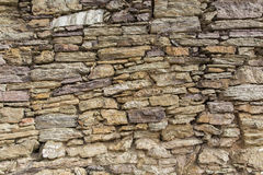 Tekstura: Stara ściana Fotografia Stock
